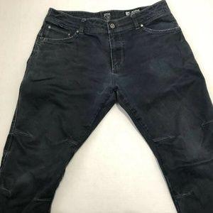 83e9bfa5d52d59 ... Size 30 KUHL Rydr Vtg Patina Dye Hiking Pants 38 x 30 Mens ...